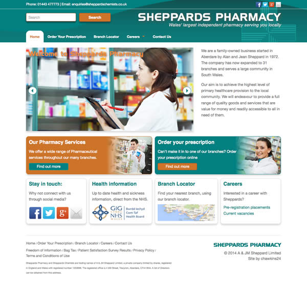 Sheppards Chemists